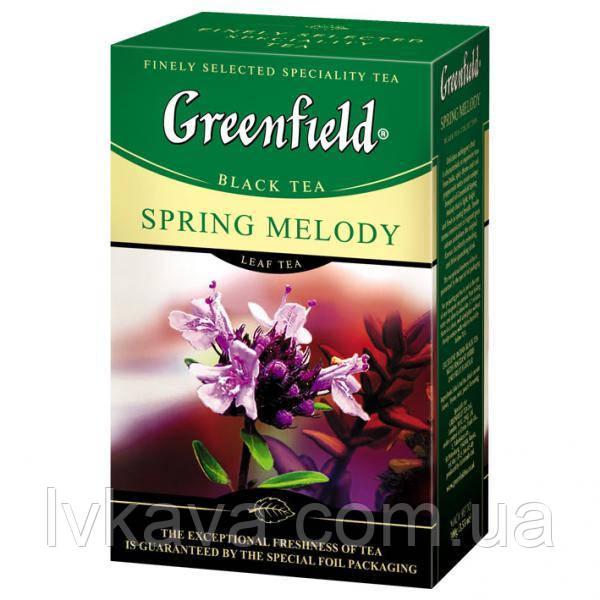 Чай черный Spring Melody  Greenfield, 100 гр