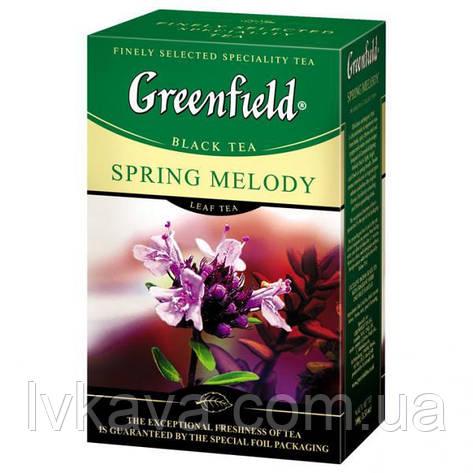 Чай черный Spring Melody  Greenfield, 100 гр, фото 2