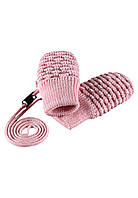 Зимние варежки для девочки Reima Uninen 517152-4010. Размер 0., фото 1