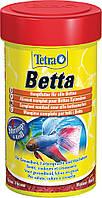 Корм Tetra BETTA 100 мл хлопья для петушков