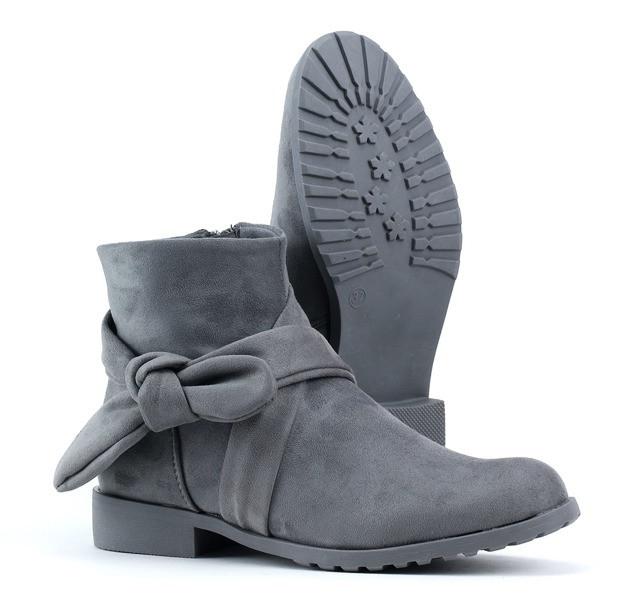 Женские ботинки Seaman GREY