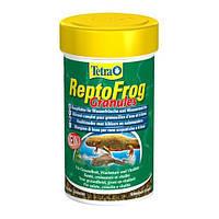 Корм для лягушек и тритонов Tetra ReptoFrog 100 мл гранулированный