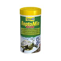 Корм для водных черепах Tetra ReptoMin Sticks 100мл
