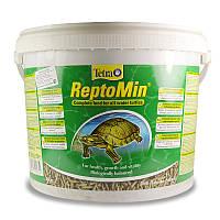 Корм для водных черепах Tetra REPTOMIN 10 л гранулированный
