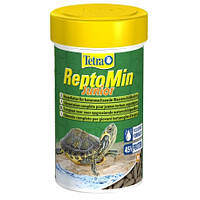 Корм для молодых водных черепах Тetra ReptoMin Junior 100 мл