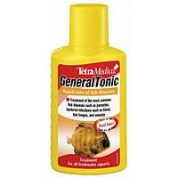 Tetra Medica General Tonic 100 мл лечение бактериальных и паразитарных заболеваний рыб