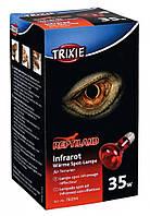 Инфракрасная лампа для террариума 35W Trixie 76094