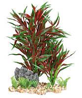 Декорация Растение для аквариума 28 см Trixie 89304