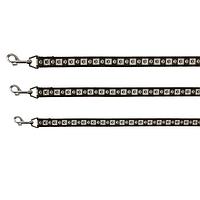 Поводок для собак Modern коричневая лапка XS 1,2м/10мм Trixie 15266