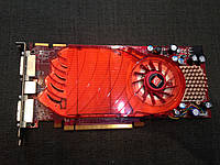 ВИДЕОКАРТА Pci-E Ati RADEON HD 3850 на 256 MB DDR 3 и 256 BITс ГАРАНТИЕЙ ( видеоадаптер HD3850 256mb  )