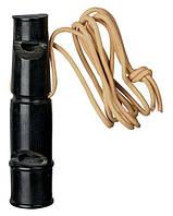 Свисток для собак двухтональный Buffalo Horn 9 см из рога буйвола Trixie 2255