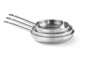 Сковорода без крышки Profi Line, 2л, Ø 240x(H)45 мм 835432 Hendi