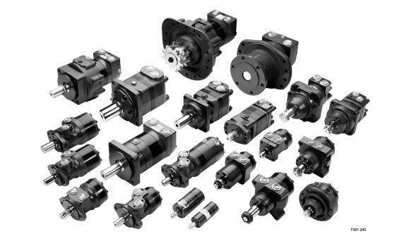 Гидромотор Danfoss OMM/OMP/OMR/OMS/OMT, фото 2