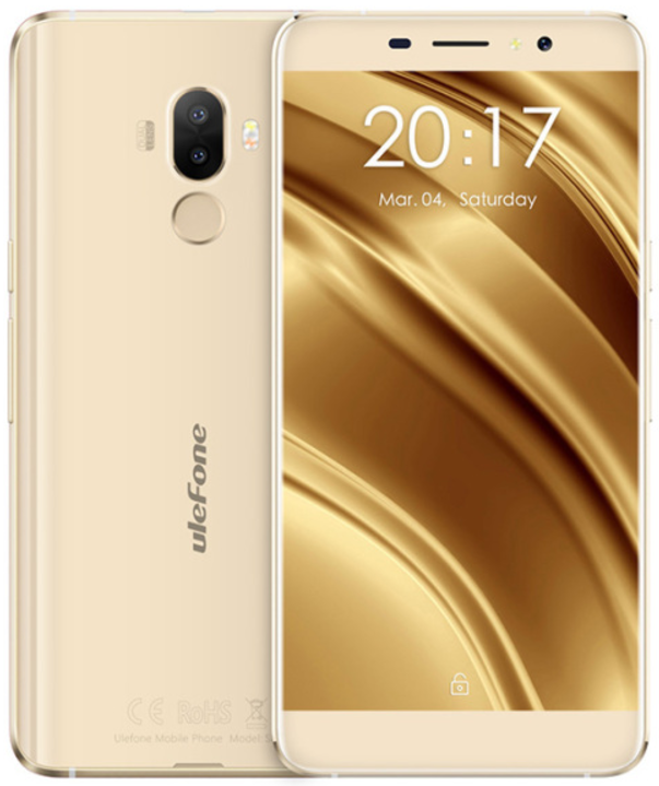 UleFone S8 1/8 Gb gold