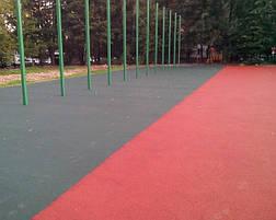 Наливное резиновое покрытие Teking Kids pigment, фото 3