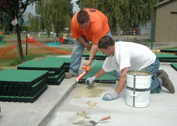 Полиуретановый клей Voramer MB3085 / ME3071 для напольных покрытий