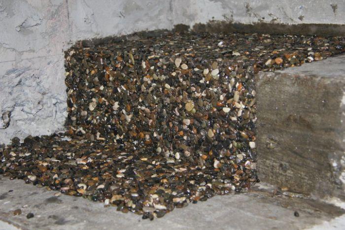 Двухкомпонентное полиуретановое связующее для камня
