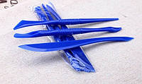 Набор инструментов (стеки) для работы с мастикой, 3 шт.