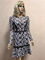 Красивое женское платье TD, 40р (М)