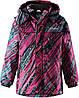 Зимняя куртка для девочек LassieTec by Reima 721710 - 3323. Размеры 110 - 128.