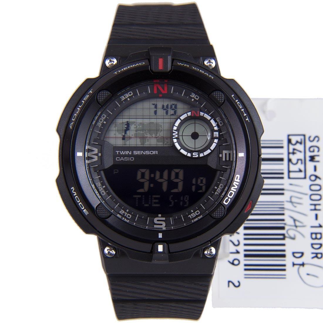 Часы Casio SGW-600H-1B L