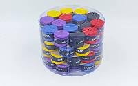 Обмотка на ручку ракетки теннис,сквош,бадминтон Grip WILSON BD-5536 (уп 60шт, цена за 1шт)