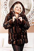 Шуба женская из эко-меха №215