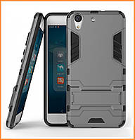 Чехол Stand для Huawei Y6 II / Y6 2 Grey