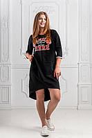 Платье  Батал Модель 423 ФД