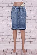 Джинсовая юбка( код 3645)