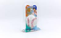 Мяч прыгающий для реакции и реабилитации Bounce Ball PS RC-02-BS (резина, d-60мм, 70гр)