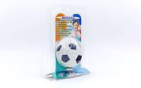 Мяч прыгающий для реакции и реабилитации Bounce Ball PS RC-02-F (резина, d-60мм, 70гр)