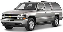 Защита двигателя на Chevrolet Suburban (2000-2006)