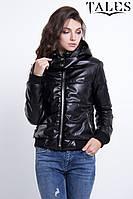 Куртка из экокожи Storm