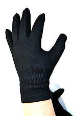 Мужские кашемировые перчатки без подкладки, фото 2