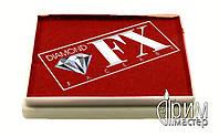 Аквагрим Diamond FX основной Красный  50 g