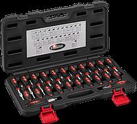 Набор инструмента для разборки электрических разъемов, Vigor, V4451