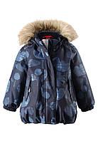 Зимняя куртка для девочек Reimatec® Pihlaja 511256C - 6985. Размеры 86 и 98.