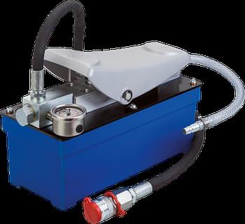 Гидравлический насос с пневматическим приводом, Vigor, V2846