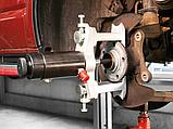 Знімач компактних підшипників коліс, Vigor, V2860, фото 2