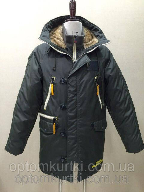 Зимние мужские куртки оптом.