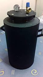 Автоклав для домашнего консервирования на 20 литровых 30 полулитровых банок пр-во Харьков