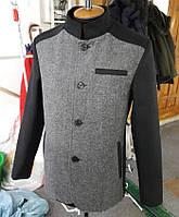 Мужское демисезонное пальто из турецкого кашемира