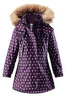 Зимняя куртка для девочек Reimatec® Muhvi 521516 - 5931. Размеры 122 и 128., фото 1