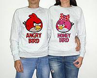 "Парные свитшоты ""Angry Birds"""