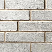 Декоративная плитка Бельгийский кирпич (белый)