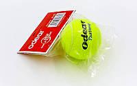 Мяч для большого тенниса ODEARENA AR (1шт) NO661 (в пакете)