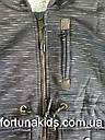 Трикотажные пайты на меху для мальчиков  GRACE 3/4-7/8 лет, фото 6
