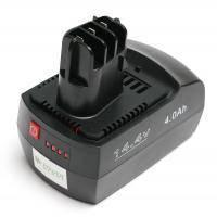 Аккумулятор к электроинструменту PowerPlant для METABO GD-MET-14.4(B) 14.4V 4Ah Li-Ion (DV00PT0017)