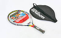 Ракетка для большого тенниса WILSON WRT224200 STEAM 23 RKT